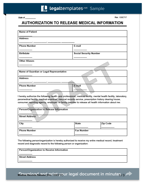 letter requesting medical records attorney