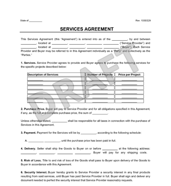 Business Contract Example Thumbnail