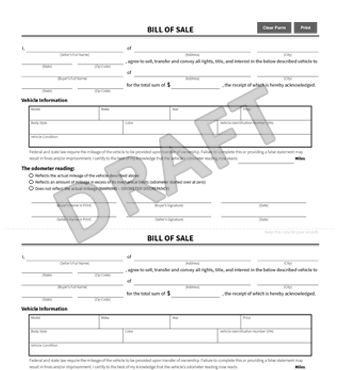 free pennsylvania bill of sale form pdf template legaltemplates